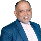 Kurien Jacob, Executive Chairman, Anju Software