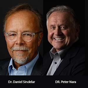 Dr. Daniel Sindelar, DMD CEO and Dr. Peter Nara, D.V.M., Ph.D., FAAAS,CSO/V.P BD, Keystone