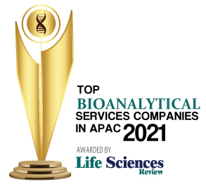 Top 10 Bioanalytical Service Companies in APAC - 2021