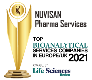 Top 10 Bioanalytical Services Companies in Europe/UK - 2021